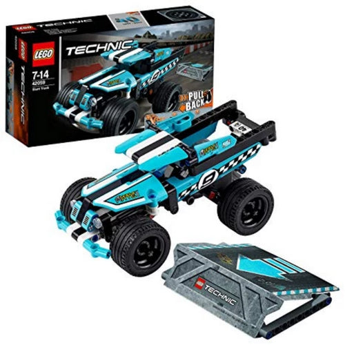 LEGO Technic Stunt Truck 42059 Vehicle Set, Building Toy