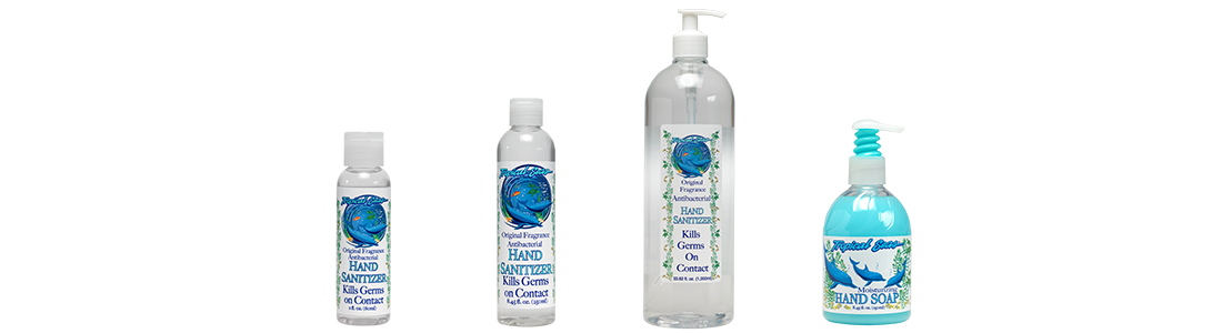 Hand Sanitizers & Soaps