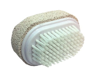 Foot Scrubber. Pedicure tools. Health and Beauty supplies. Foot Care. Callous scrubber. Pumice Stone foot scrubber.