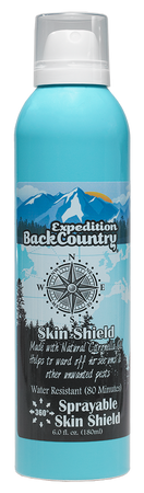 Expedition BackCountry® Continuous Spray Natural Citronella Skin Shield 6oz