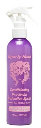 Gnarly Head Pre Swim Spray Hair Care. Color Protect. Dye Free. Pre-Swim Protective Spritz. Pre-Dive.