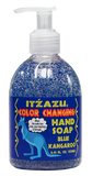 Itzazu® Color Changing Hand Soap Blue Kangaroo 8.45oz