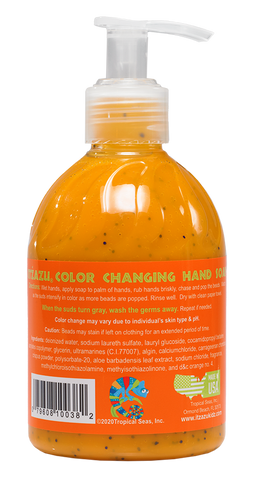 Itzazu® Color Changing Hand Soap Swamp Slime 8.45oz