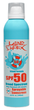 Land Shark® Broad Spectrum Sprayable SPF 50 Sunscreen