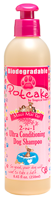 PotCake 2-n-1 Ultra Cleansing & Conditioning Shampoo
