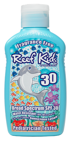 Reef Babies® Oxybenzone Free Biodegradable Sunscreen SPF 30