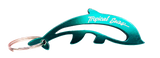Tropical Seas® Dolphin Key Fob & Bottle Opener