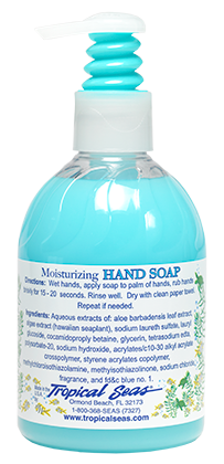 Tropical Seas® Moisturizing Hand Soap