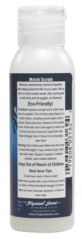 Mask Scrub. Mask Cleaner. Clean dive mask. Dive life. Diving mask cleaner. Clean your mask. Scuba Diving.