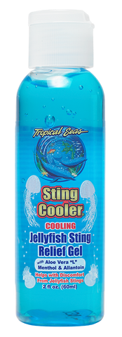 Tropical Seas® Sting Cooler® Jellyfish Sting Relief Gel 2oz