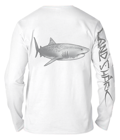 Land Shark® Tiger Shark Long Sleeve Shirt