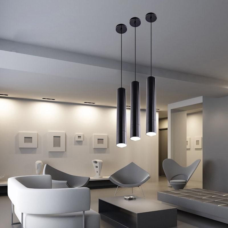Beveld - Long Tube Pendant Lights