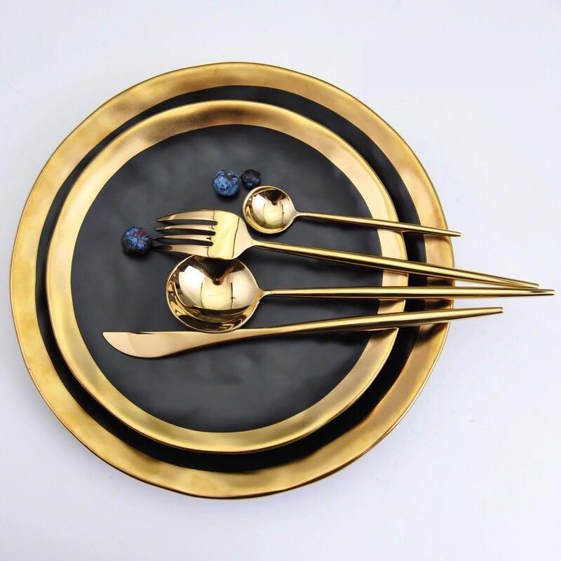 Beveld - Gold Luxury Cutlery Set