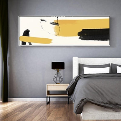 Beveld - Abstract Landscape Canvas