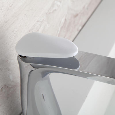 Beveld - Bathroom Single Handle Mixer Faucet