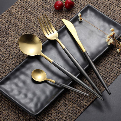 Beveld - Modern Stainless Steel Cutlery Set