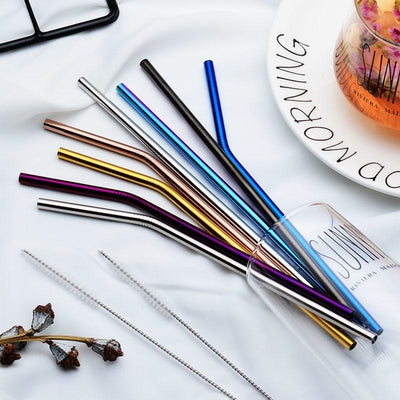 Beveld - Chromatic Reusable Metal Straw