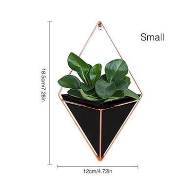 Beveld - Innovative Hanging Geometric Planter Vase