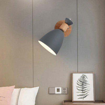 Nordic Creative Wall Bedside Lamp