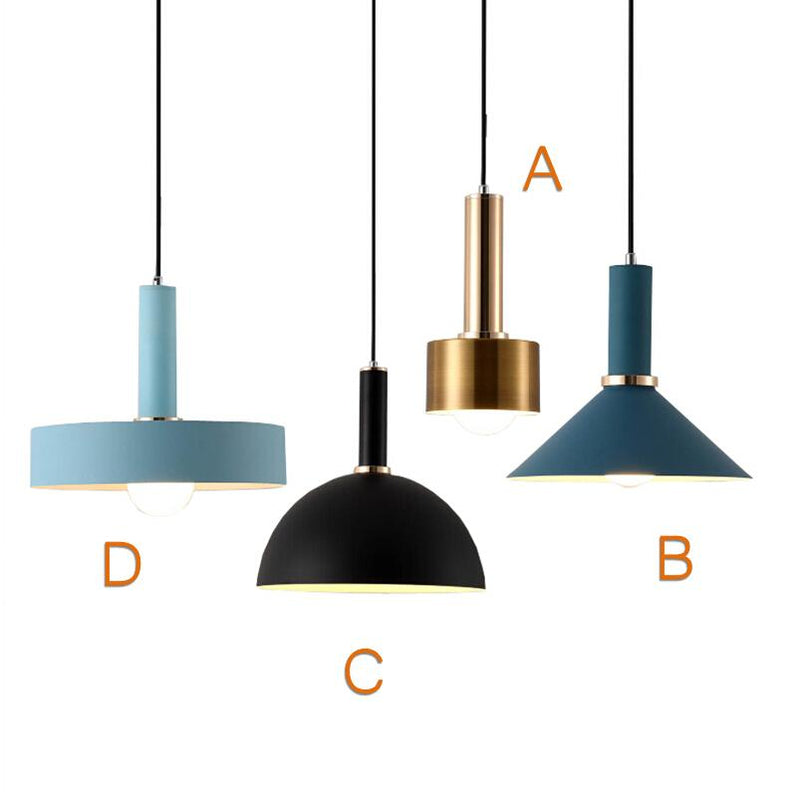 Nordic Modern Simple Pendant Lights