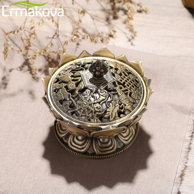 Beveld - Handmade Censer Bowl Buddhist Home Decoration