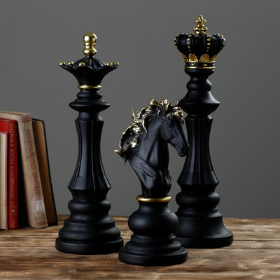 Beveld - Chess Figurines Retro Home Decor