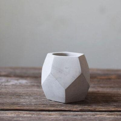 Beveld - 3D Geometric Flower Pot