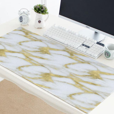 Beveld - Abstract Marble Office Pad