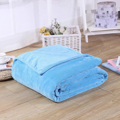 Beveld - Hot textile warm flannel Blanket