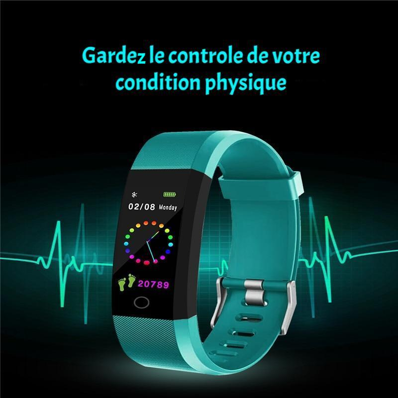 Montre Intelligente Sport Modèle UPX Smart - Xtrem Fitness