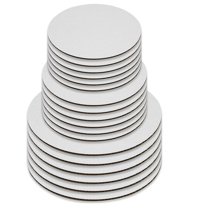 Cake Circles- bulk pack of 24
