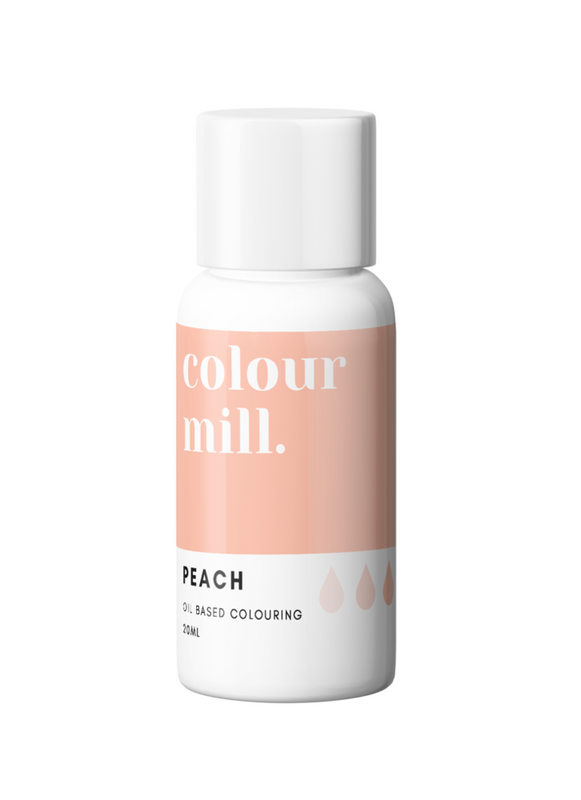 Colour Mill Oil Based Colouring 20ml Peach