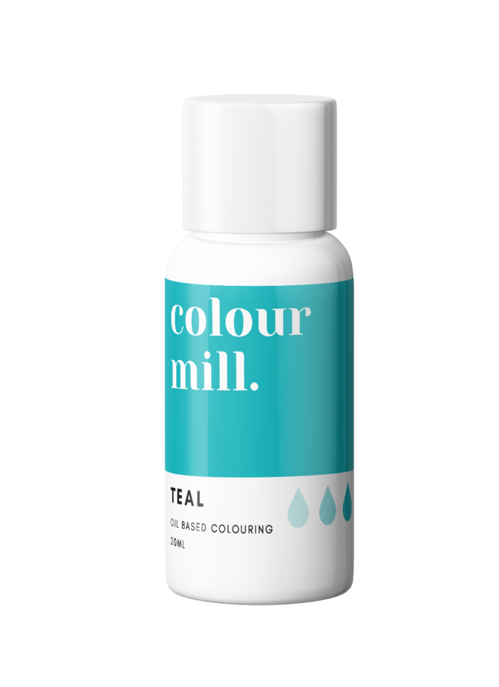 Colour Mill Oil Based Colouring 20ml Teal