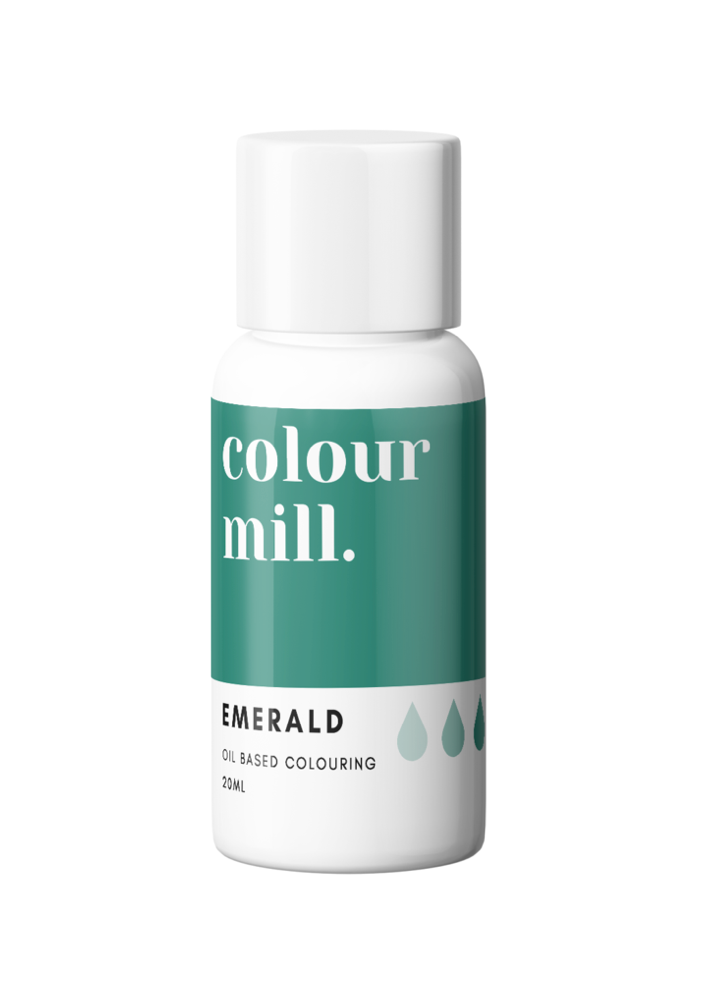 Colour Mill Oil Based Colouring 20ml Emerald