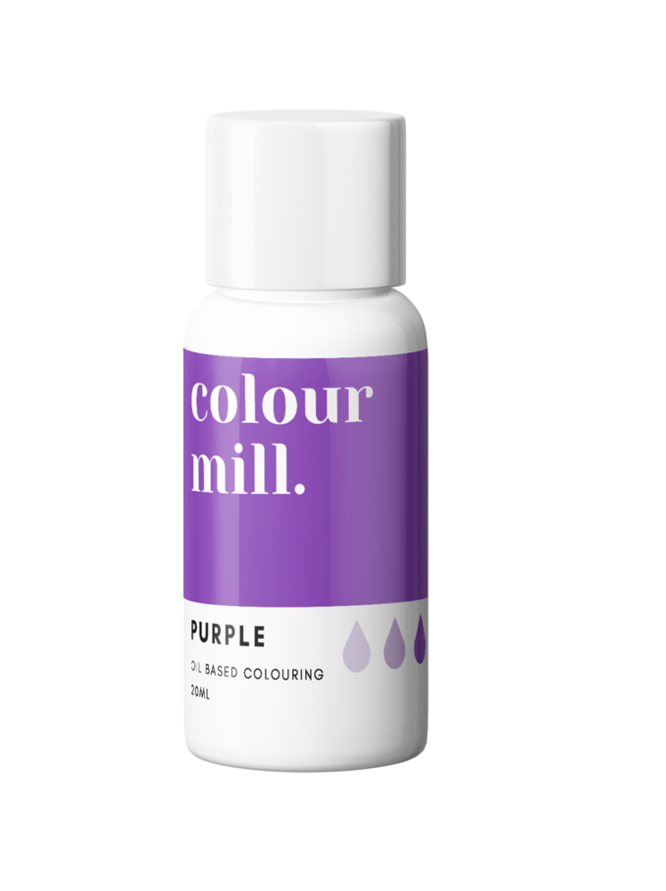 Colour Mill Oil Based Colouring 20ml Purple