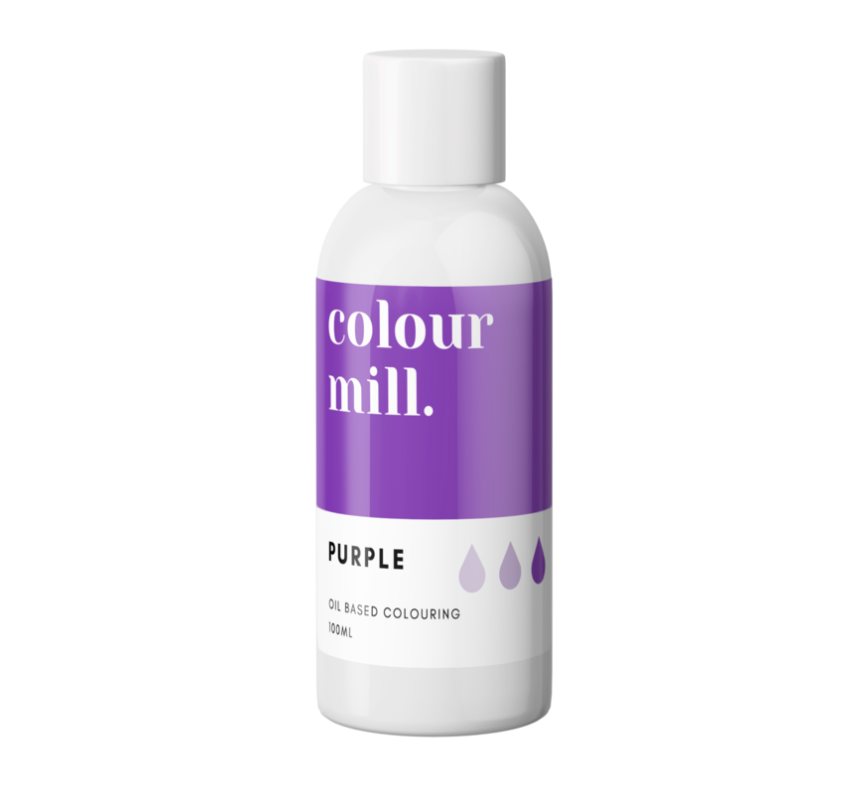 Copy of Colour Mill Oil Based Colouring 100ml Purple
