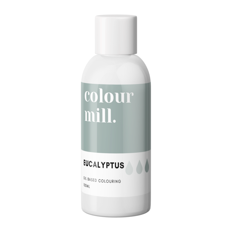 Colour Mill Oil Based Colouring 100ml Eucalyptus