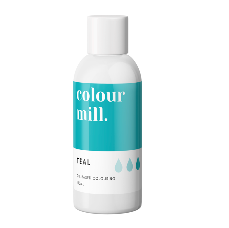 Colour Mill Oil Based Colouring 100ml Teal