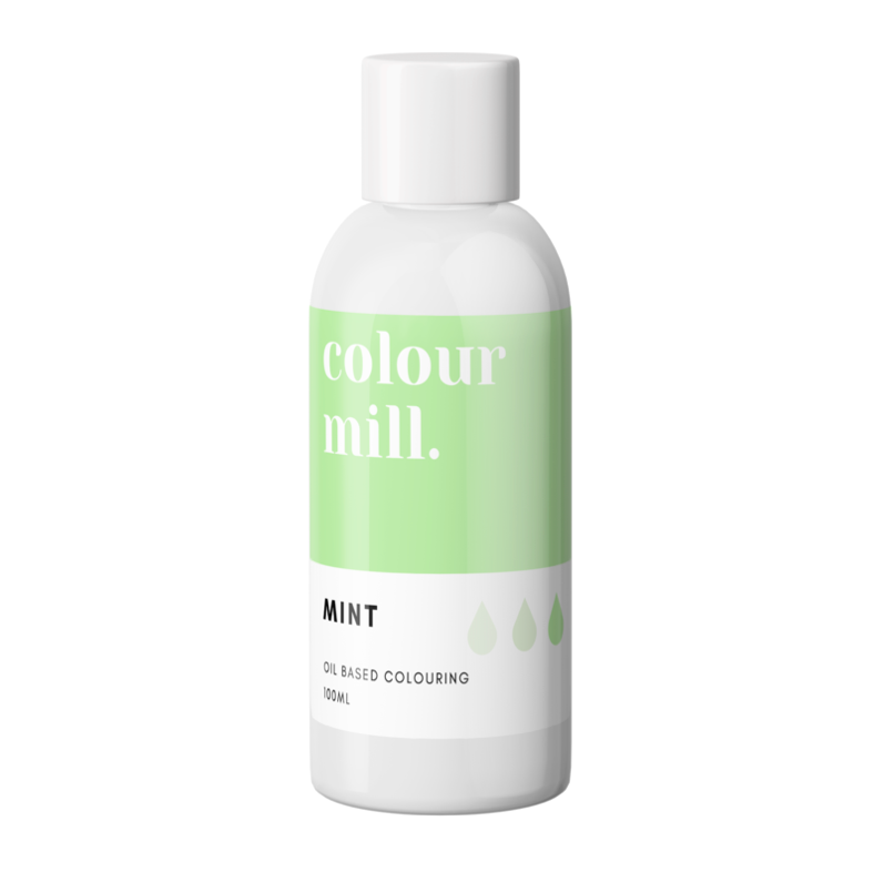 Colour Mill Oil Based Colouring 100ml Mint