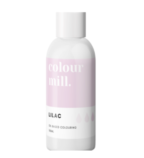 Colour Mill Oil Based Colouring 100ml Lilac