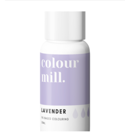 Colour Mill Oil Based Colouring 20ml Lavender