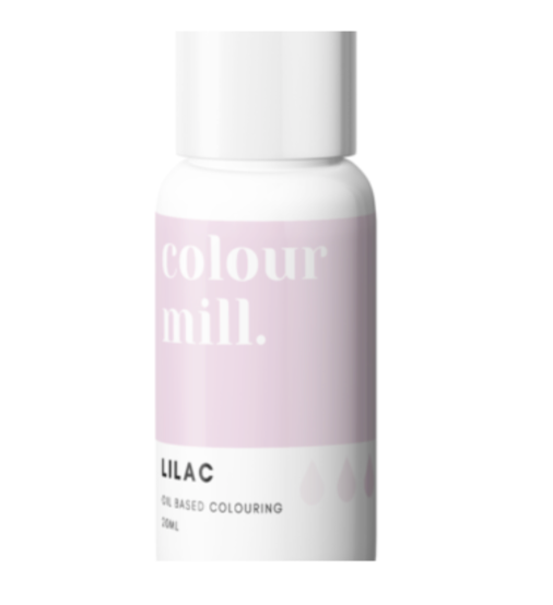 Colour Mill Oil Based Colouring 20ml Lilac