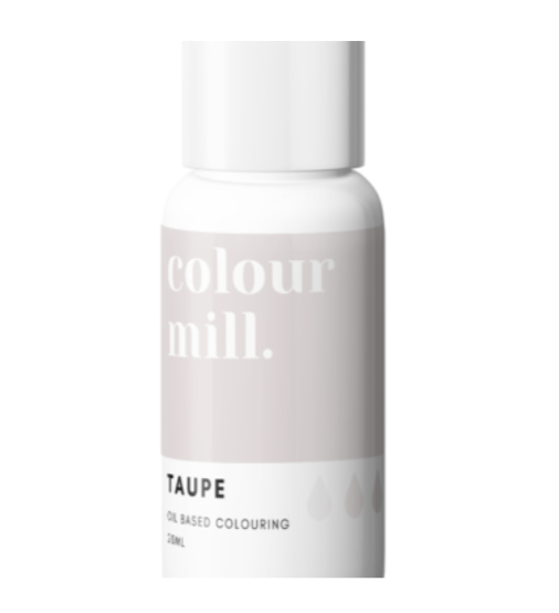 Colour Mill Oil Based Colouring 20ml Taupe