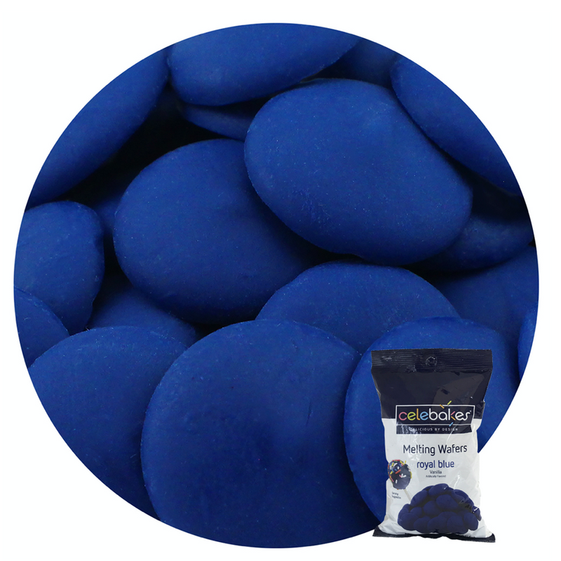 Merckens Celebakes  Royal Blue Confectionary Coating /Candy Melts