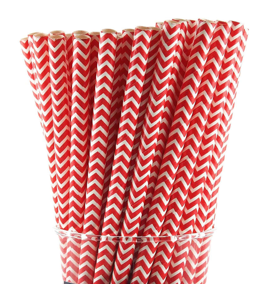 Cake Pop Sticks – Chevron