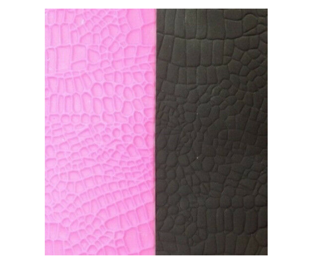 Crocodile, Alligator Impression Silicone Mat