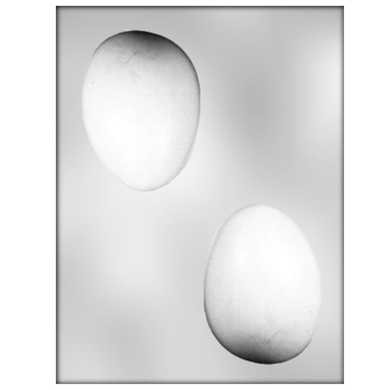 3D Egg Chocolate Mold 4""