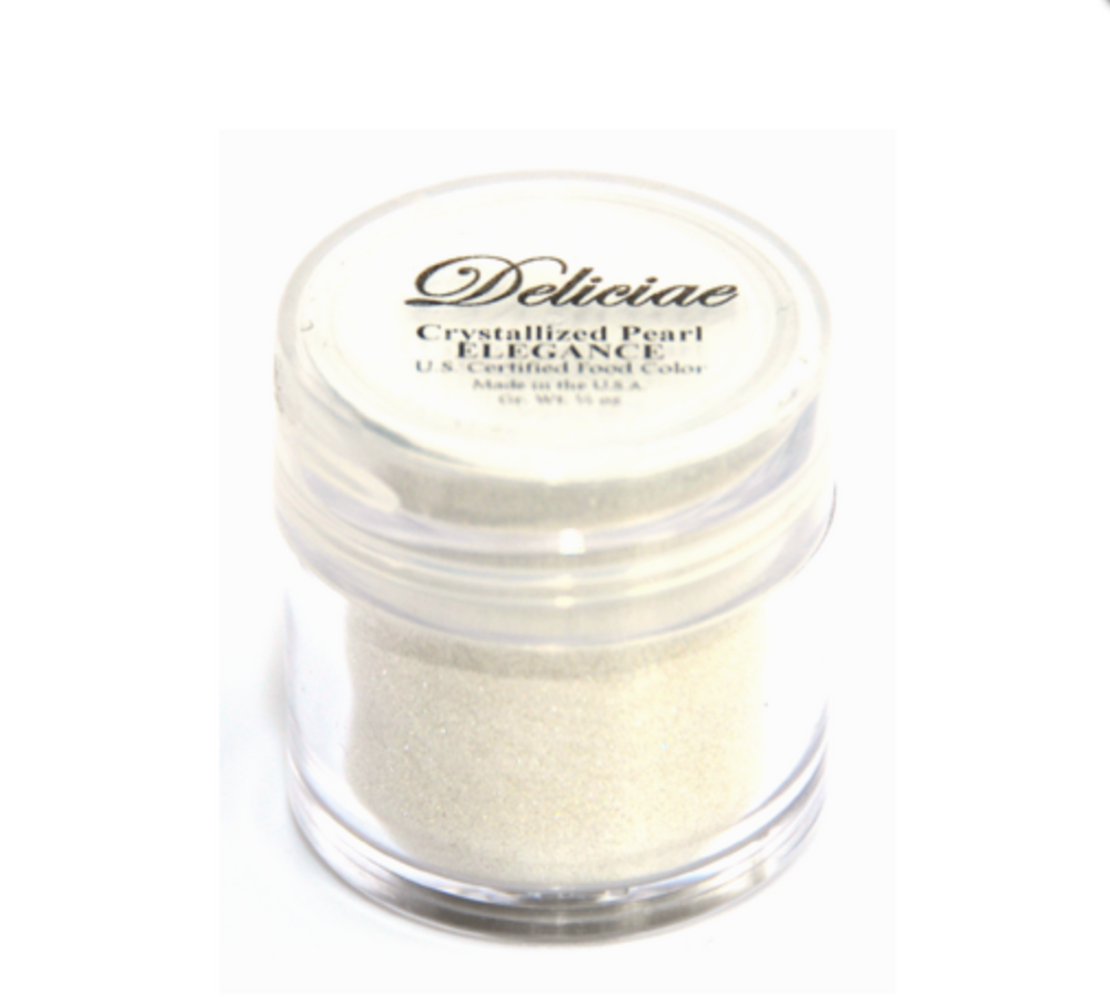 Crystallized Pearl Elegance Food Colour/ Petal Dust