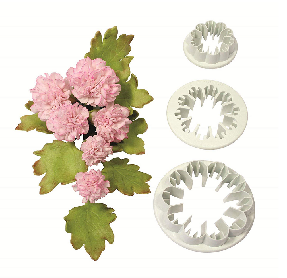 Carnation Cutter Set by PME
