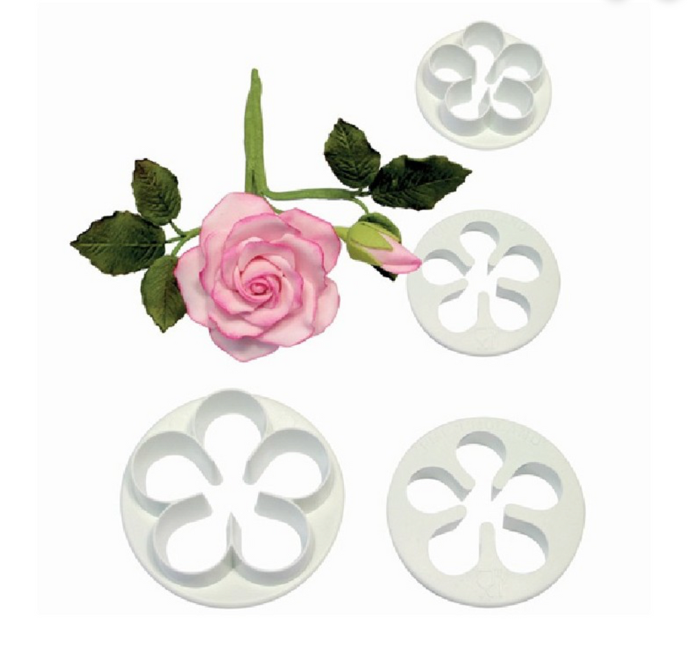 PME 5 Petal Cutter Set
